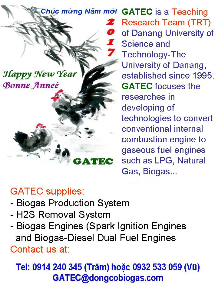 BIOGAS ENGINES